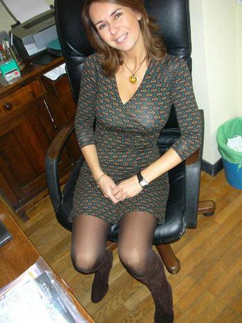 Частное фото секретарш
