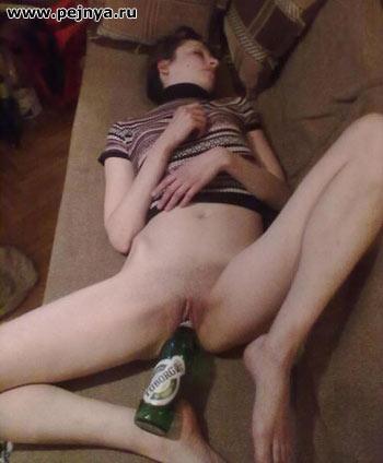 Порно видео пьяные баба пезде не хозяйки